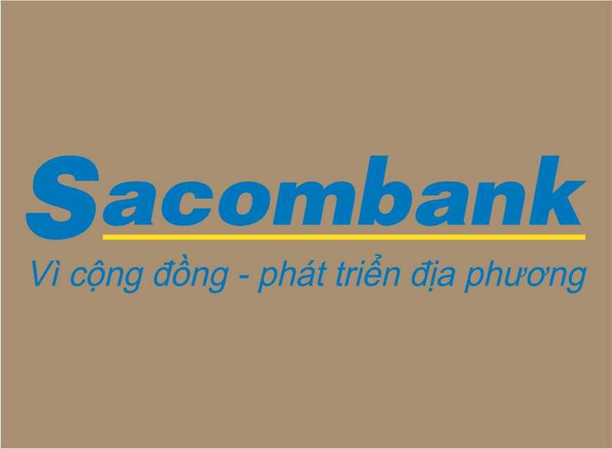 IN QUẢNG CÁO Sacombank
