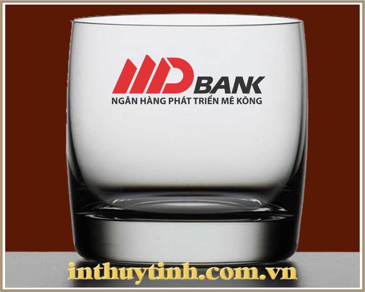 In logo công ty trên ly thủy tinh