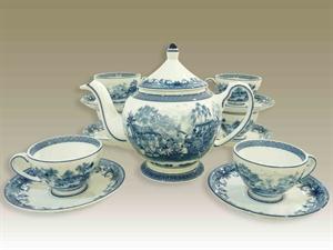 Bộ bình trà 0,8L Hồn Quê