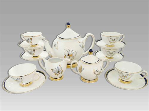 Bộ bình trà 1.3L Hoàng Điệp