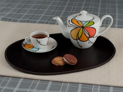 Bộ bình trà 0,65L Bóng Bay