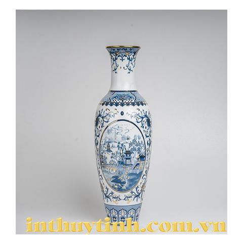 Bình hoa 40cm Hồn việt Minh Long I