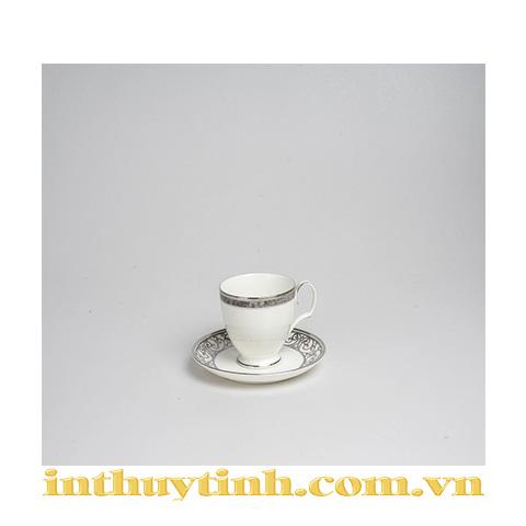 Bộ tách trà Verano (có dĩa lót) Noritake