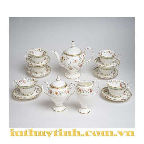 Bộ trà (15sp) Primrose Noritake