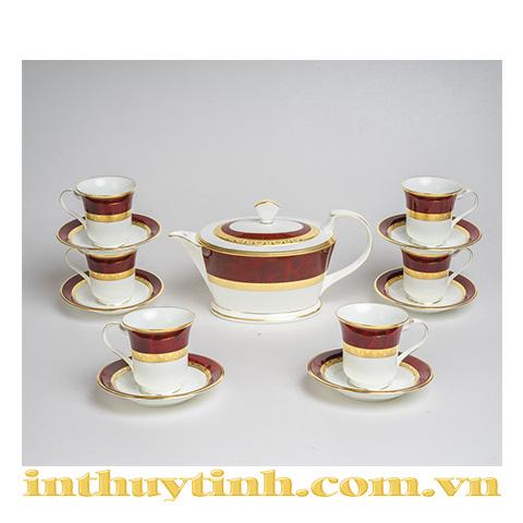 Bộ trà (13sp) Hemingway Noritake