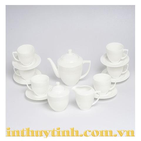 Bộ trà 15 sản phẩm Julia Wilmax - England