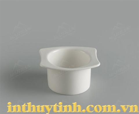 Chén vành Horeca Gourmet 10x12cm